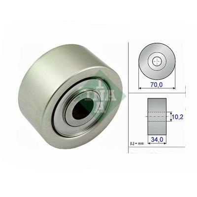 Ролик обводной Actros OM470/471