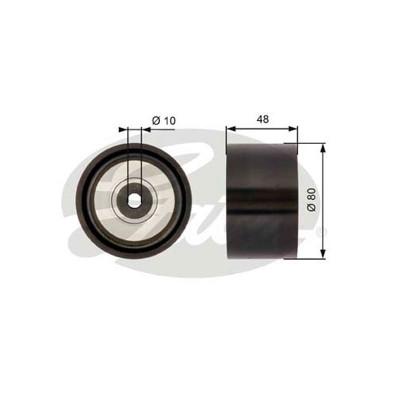 Ролик ремня генератора Actros OM 501