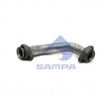 Труба глушителя от турбины (левая) Actros MP2/MP3