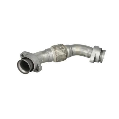 Труба глушителя от турбины (левая) Actros