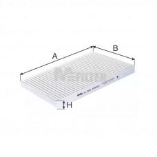 Фильтр салонный кабины Актрос MП4