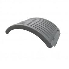 Крыло среднее заднего колеса Actros