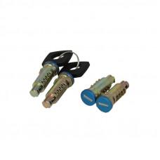 Личинки замкa с 2 ключами Actros (комплект)