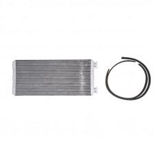 Радиатор печки Actros OM541/OM542