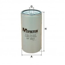Фильтр топливный сепаратора Актрос