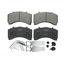 Колодки тормозные (задние) Actros MP3/MP4