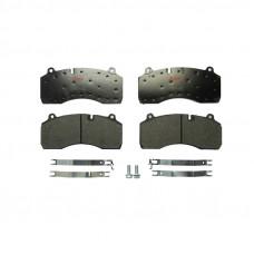 Колодки тормозные (задние) Actros MP4