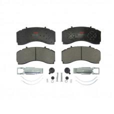 Колодки тормозные (передние) Actros MP4