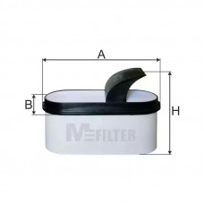 Воздушный фильтр Actros MP4