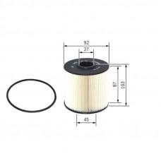 Фильтр топливный OM904 Атего