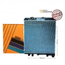 Радиатор охлаждения двигателя MB Atego (без рамы)