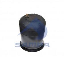 Пневмоподушка со стаканом (ø292x240 mm) Атего
