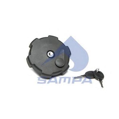 Крышка топливного бака RVI Magnum с ключами