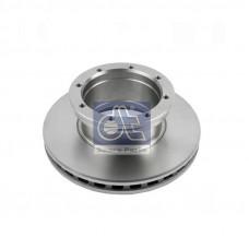 Тормозной диск Атего R19.5 (задний)