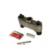 Блок привода суппорта (бинокль) с втулками SB6-SB7