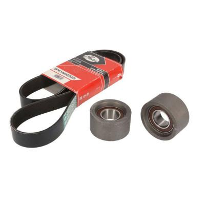 Комплект клиновых ремней с роликами DAF CF 85
