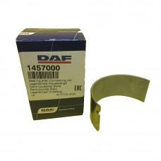 Вкладыш шатунныq DAF XF 95. 1 половинка