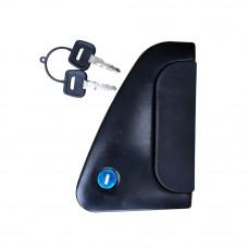 Ручка двери с ключами DAF CF 85 левая