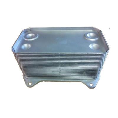 Радиатор масляный Truck DAF XF 95