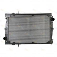 Радиатор охлаждения (водяной) DAF 85 с рамой