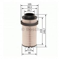 Топливный фильтр DAF CF 85.480