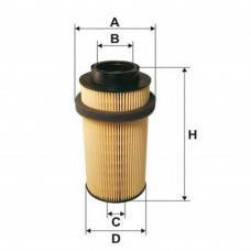 Фильтр топливный DAF 75CF, 85CF