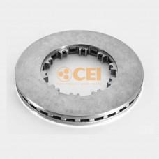 Тормозной диск DAF CF 85 без монт. комплекта