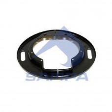 Пыльник (защита) тормозного барабана DAF CF 85