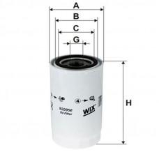 Фильтр масляный DAF FA 45