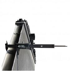 Радиатор охлаждения двигателя DAF LF 45 с рамой