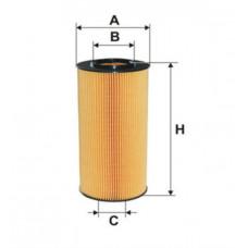 Масляный фильтр Daf XF 105 Wix