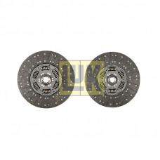 Диск сцепления DAF 105 430 мм