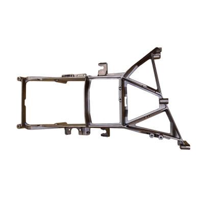Кронштейн фары (металл) DAF XF 105 правый