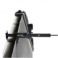 Радиатор охлаждения с рамой DAF XF 105