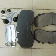 Колодки тормозные с монтаж. компл. DAF XF 105