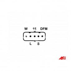 Генератор DAF XF 95 пр-ва Польша