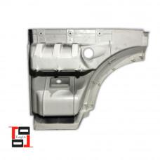 Подножка верхняя правая DAF XF 95 SMC темно-серая
