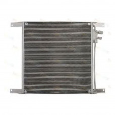 Конденсатор (радиатор) кондиционера DAF XF 95