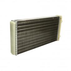 Радиатор печки отопителя салона DAF XF 95 (под болты)