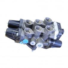Кран 4-х контурный защитный DAF CF 85