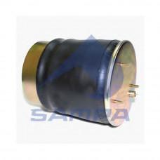 Пневмоподушка со стаканом (сталь) DAF XF 95