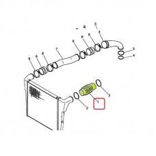 Патрубок интеркулера RVI Magnum DXI 12