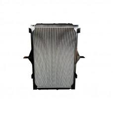 Радиатор двигателя Renault Magnum DXI (с рамой)