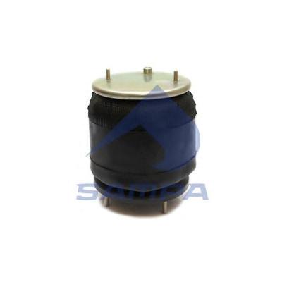 Пневмоподушка со стаканом (пластик) Magnum E-TECH
