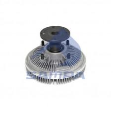 Вискомуфта вентилятора MAN L2000 D0824/ D0826