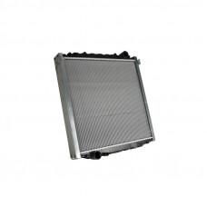 Радиатор основной MAN L2000 с рамой