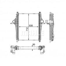 Интеркулер MAN TGL D0834/D0836
