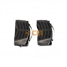 Колодки тормозные (задние/передние) MAN TGL R17,5