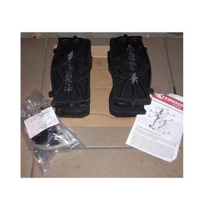 Колодки тормозные R17.5 (задние/передние) MAN TGL (стар. образца)
