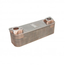 Масляный радиатор двигателя MAN TGX